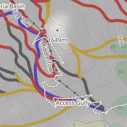 Craigieburn Valley Ski Area