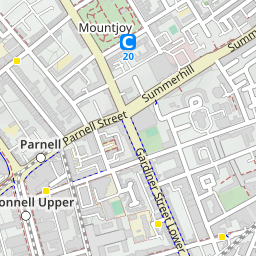 OpenCycleMap.org - the OpenStreetMap Cycle Map on