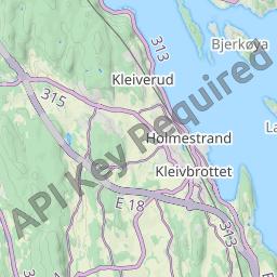 Segment Details for Sandeelva til Holmestrand VeloViewer