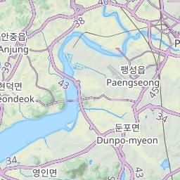 Cheonan Scuba School (Cheonan, South Korea) - Scubaza - Map