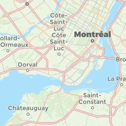 Montreal Canada Offline Map For IPhone IPad IPod Touch - Montreal canada map