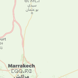 Marrakesh Morocco  Offline map for iPhone iPad  iPod Touch