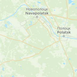 Novopolotsk Belarus Offline Map For IPhone IPad IPod Touch - Navapolatsk map
