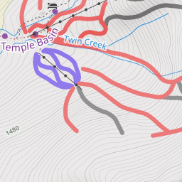 Temple Basin Ski Area