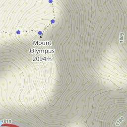 Mt Olympus Ski Area